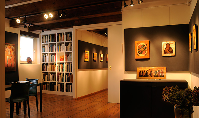 Our Gallery at 454 Keizersgracht, Amsterdam